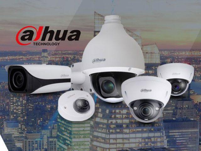 IP kamerový systém Dahua