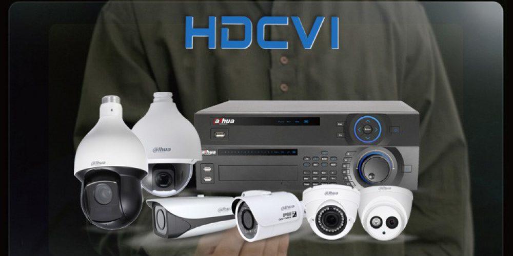 Technologie Dahua HDCVI prezentována na výstavě CPSE 2015