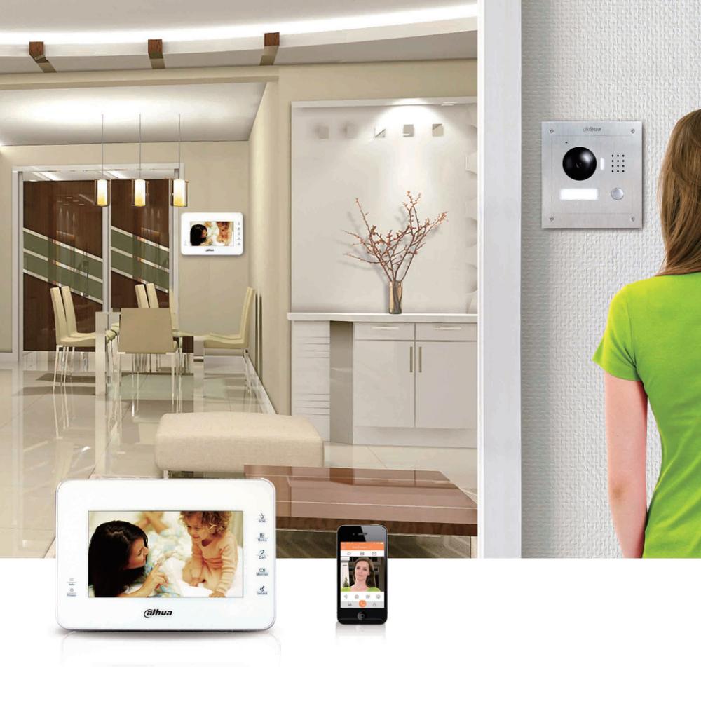 Jednoduchá instalace pro rodinný dům nebo malou firemní kancelář.